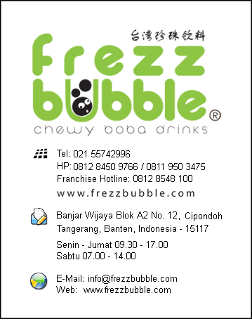 jakarta bubble drink contact